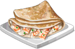 Dish-Lobster Crepes