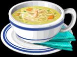 Dish-Chicken Noodle Soup