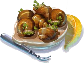 Recipe-Escargot (recipe)