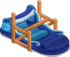 Harvestable-Inflatable Waterslide 2