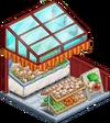 Harvestable-Garlic Stall 3