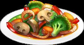 Recipe-Stir Fry Vegetables