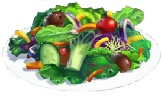 Recipe-Garden Salad