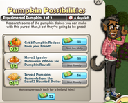 Pumpkin Possibilities
