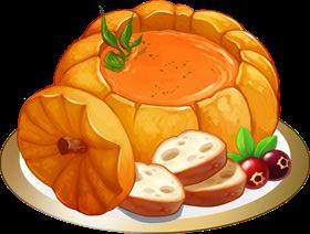 Recipe-Autumn Spice Soup