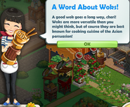 A Word About Woks!