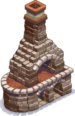 Station-Brick Oven