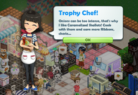 Goal-Trophy Chef! Part 3 Bubble