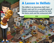 A Lesson in Skillets