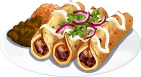 Recipe-Chicken Flautas