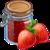 Ingredient-Strawberry Jam