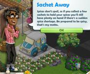 Sachet Away