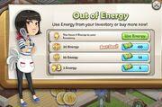 OutOfEnergy