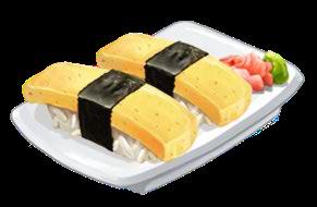 Recipe-Tamago Nigiri
