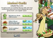 Mashed Garlic