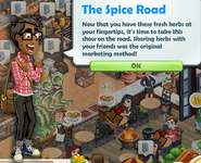 The Spice Road