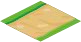 Floor-Dirt Path