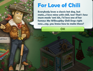 For Love of Chili