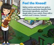 Feel the Knead!