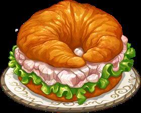 Recipe-Chicken Salad Sandwich