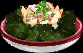 Recipe-Kale Chip and Dip