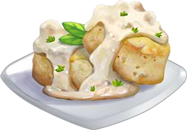 Recipe-Biscuits and Gravy