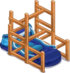 Harvestable-Inflatable Waterslide 1
