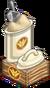Harvestable-Flour Bin