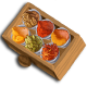 Material-Spice Drawer