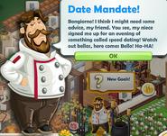 Date Mandate!