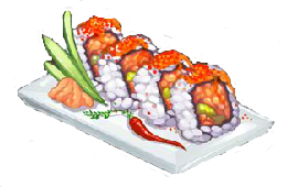 Recipe-Spicy Tuna Roll