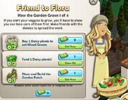 Friend to Flora