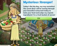 Mysterious Stranger!