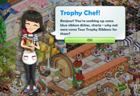 Goal-Trophy Chef! Part 1 Bubble