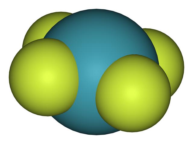File:Xenon-tetrafluoride-3D-vdW.png