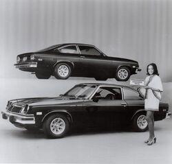 1975 Cosworth Vega Press Photo