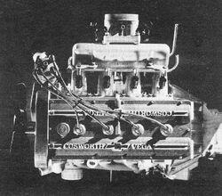Cosworth vega C&D August 1973