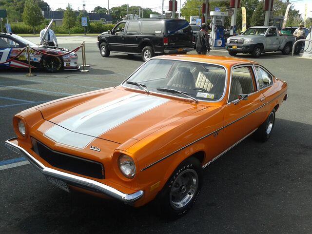 File:1973 Vega GT Millionth Vega left 9-14-14.jpg