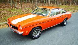 1973 Vega GT - Classic Car March 2014