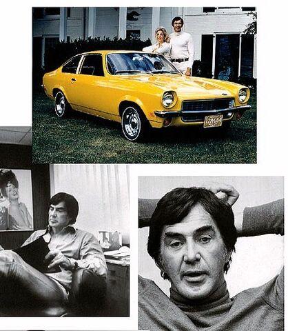 File:DeLorean and Vega in 1971.jpg