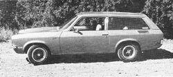 Vega GT Kammback - RT July 1972