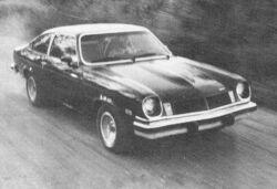 1974 Cosworth Vega - C&D Jan 1974