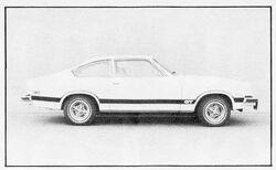 74 Vega GT C&D May 1974