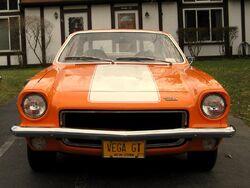 1973 Chevy Vega GT-Millionth Vega
