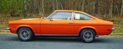 1973 Vega GT side- Classic Car March 2014