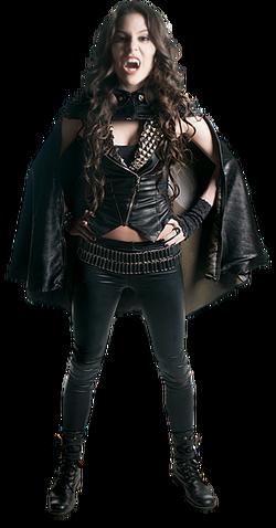 Daisy o 39 brian mclaren wikia chica vampiro fandom - Robe de mariee bustier transparent ...