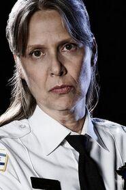 Sergeant Trudy Platt