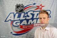 Versteeg NHL YoungStars 2009