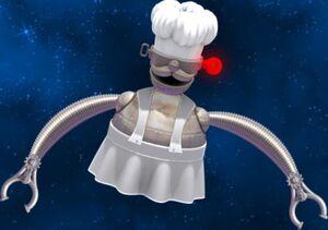 10 Iron Chef