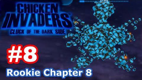 Chicken Invaders 5 - Part 8 Rookie Chapter 8 (No Death)